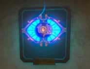 Breath of the Wild Ancient Soldier Gear (Shield) Ancient Shield (Mounted)