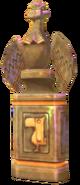 Estatua de Pelícaro (Tierras Inferiores)