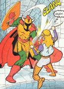 Ferrus Comic