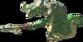 Lizalfos verde BotW