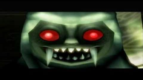 The legend of Zelda twilight princess parte 83 Yeta masa helada de las sombras (Español)