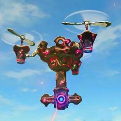 Guardián volador BotW