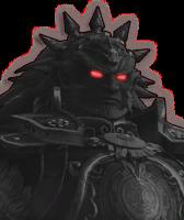 Hyrule Warriors Ganondorf Dark Ganondorf (Dialog Box Portrait)