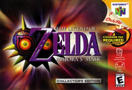 The Legend of Zelda - Majora's Mask (North America)