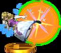Trofeo Zelda Alt. SSB3DS