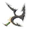 File:Breath of the Wild Lizalfos Boomerangs Lizal Tri-Boomerang (Icon).png