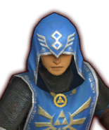 Hyrule Warriors Summoners Hylian Summoner (Dialog Box Portrait)