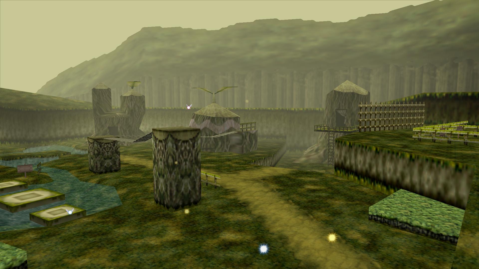 Kokiri Forest   Zeldapedia   FANDOM powered by Wikia