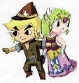 Link Zelda ST HH