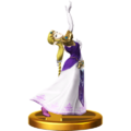 Trofeo Zelda Alt. SSBWiiU
