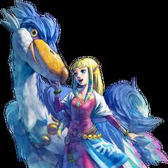 Zelda e il suo Solcanubi