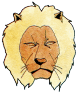 Artwork donjon lion