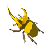 Breath of the Wild Bugs (Rhino Beetles) Energetic Rhino Beetle (Icon).png