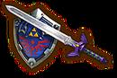 Epée de Légende HW