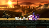 Gran Puente de Eldin SSB4 (Wii U)