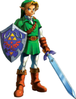 Link Artwork Adult (Ocarina of Time)
