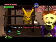 Masque de Renard2 OOT