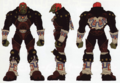 Ocarina of Time Artwork Ganondorf (Concept Artwork - Hyrule Historia)