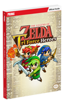 THE LEGEND OF ZELDA TRI FORCE HEROES STRATEGY GUIDE