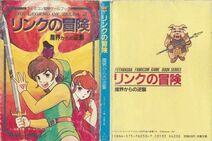Zelda II The Adventure of Link for Game Book
