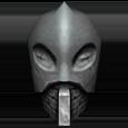 Máscara de Gigante MM3D