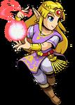 COH Zelda Artwork