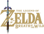 Zelda Breath of the Wild BotW Logo