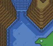 Cascada de los Deseos ALttP