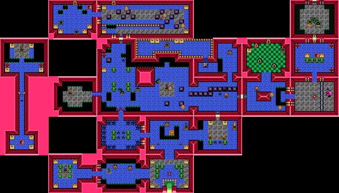 Cueva Cola (Mapa)