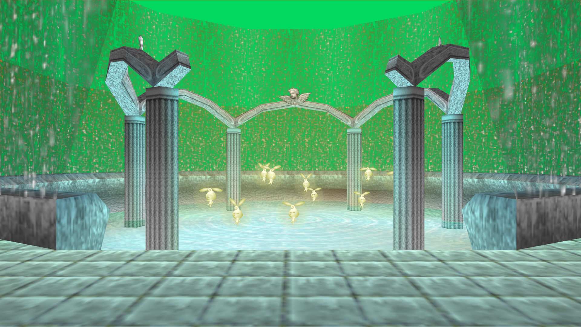 Great Fairy Fountain Zeldapedia Fandom Powered By Wikia
