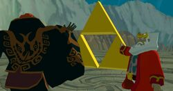 La Triforce (The Wind Waker)