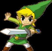 Link (Spirit Tracks) 2