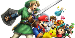 Personnages SSB4