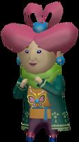 Sra.Maria Figurine