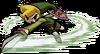 Link attaque tourbillon TWW