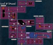 Mapa de la Cueva de la Sirena (Presente) OoA