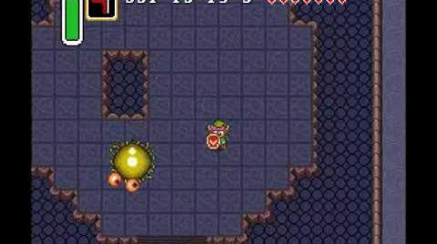 Moldorm (A Link to the Past)