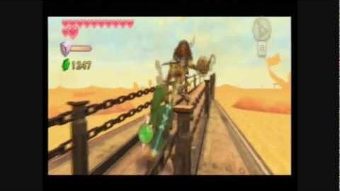 Skyward Sword - DL-002G Don Gera
