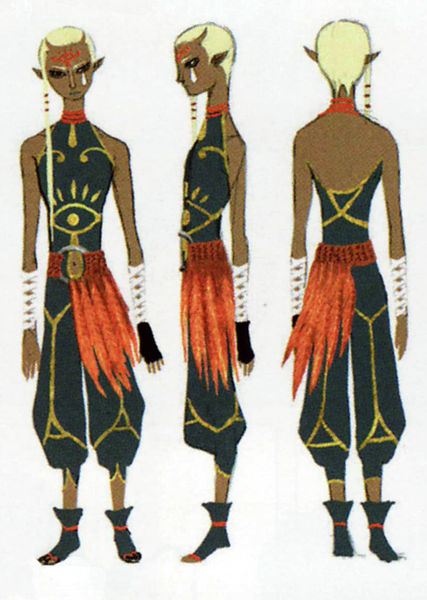 Impa Skyward Sword