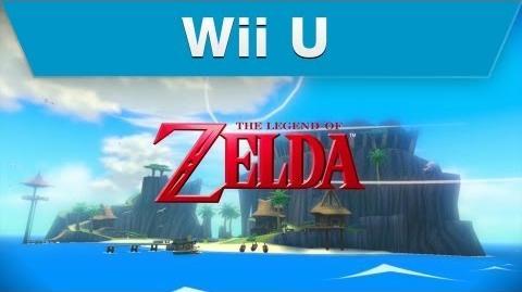 Wii U - The Legend of Zelda The Wind Waker HD E3 Trailer-0