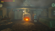 Breath of the Wild Selmie's Spot Selmie's Cabin (Interior)