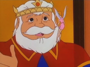 King Harkinian (The Legend of Zelda animated series)