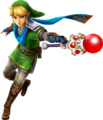 Link Magic Rod (Hyrule Warriors)