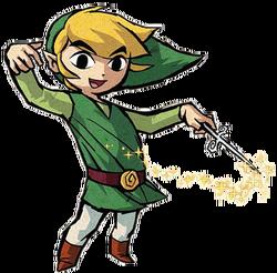 Link baguette
