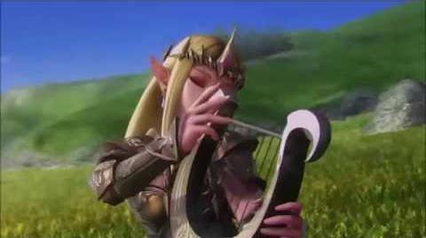 Parodie Hyrule Warriors 2 Prologue