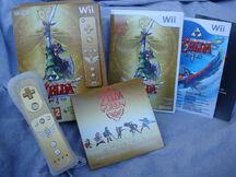 Edición Limitada del juego Zelda Skyward Sword