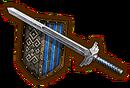 Epée de Chevalier HW