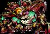 Gohma, Monstre Insectoïde Géant