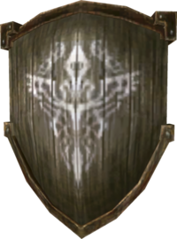 Holz-Schild TP