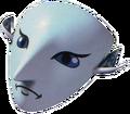 Máscara Zora OoT y MM